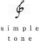 Simple Tone