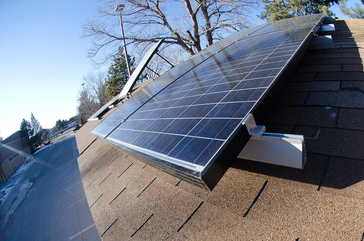 太陽光発電を取り入れること