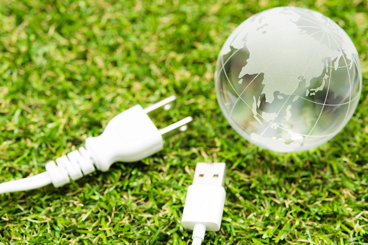 無駄なエネルギーは使わず地球に優しい